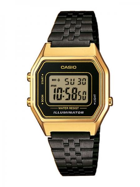 นาฬิกาข้อมือผู้หญิงCasioของแท้ LA680WEGB-1ADF