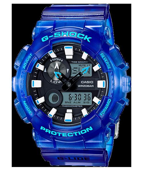 GShock G-Shockของแท้ ประกันศูนย์ GAX-100MSA-2A EndYearSale