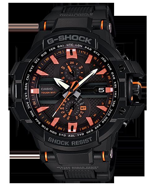 GShock G-Shockของแท้ ประกันศูนย์ GW-A1000FC-1A4