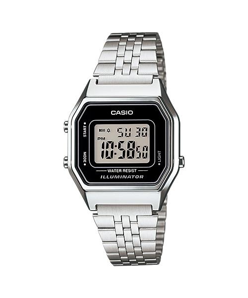 นาฬิกาข้อมือผู้หญิงCasioของแท้ LA680WA-1