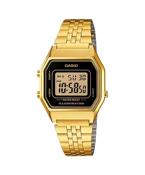 นาฬิกาข้อมือผู้หญิงCasioของแท้ LA680WGA-1 CASIO นาฬิกา ราคาถูก ไม่เกิน สองพัน