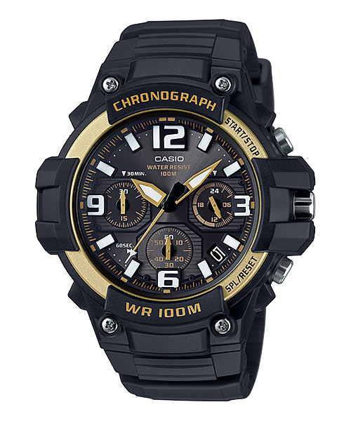Casio ของแท้ ประกันศูนย์ MCW-100H-9A2V CASIO นาฬิกา ราคาถูก ไม่เกิน สามพัน
