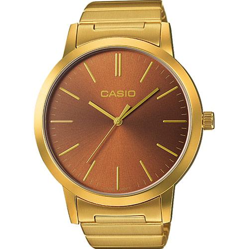 นาฬิกา ข้อมือผู้หญิง casio ของแท้ LTP-E118G-5ADF CASIO นาฬิกา ราคาถูก ไม่เกิน สามพัน