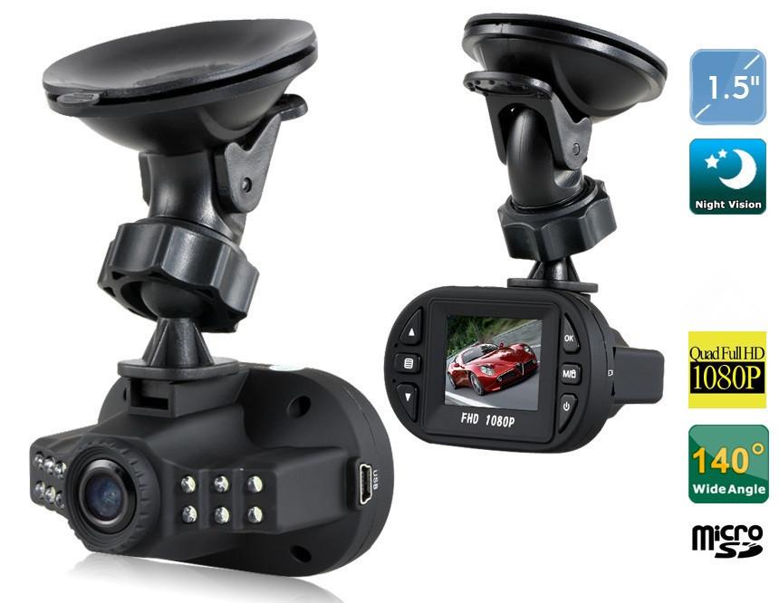 กล้องติดรถยนต์ full hd c600(ในตัวไม่ได้การ์ดหน่วยความจำ,รองรับ MICRO SDได้ถึง 32GB)