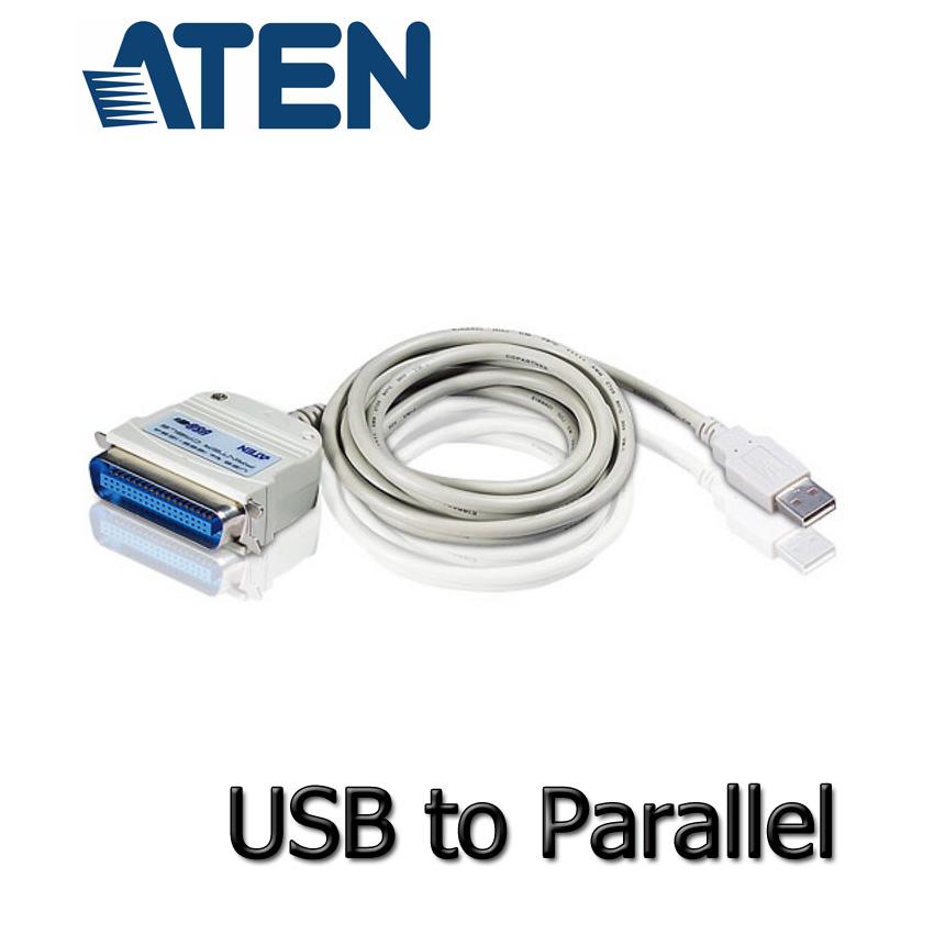 ATEN USB to Parallel print UC1284B