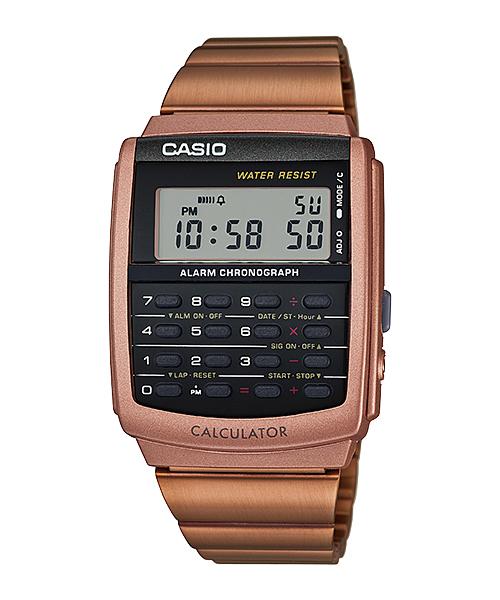 Casio ของแท้ ประกันศูนย์ CA-506C-5A CASIO นาฬิกา ราคาถูก ไม่เกิน สามพัน