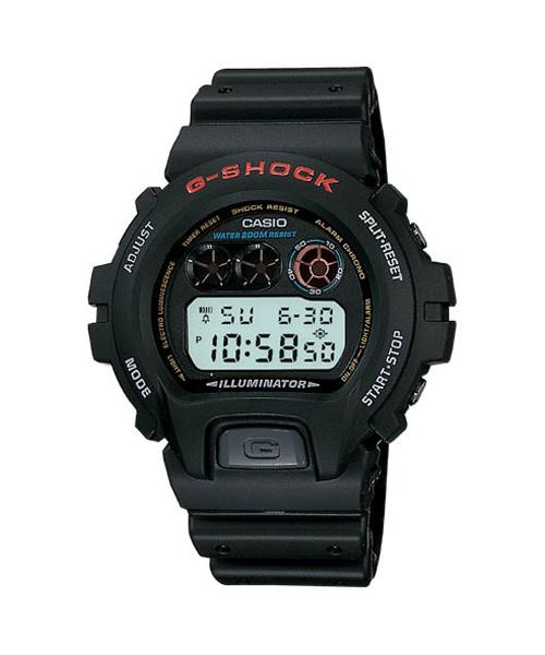 GShock G-Shockของแท้ รุ่น DW-6900-1VZ ThankYouSale จีช็อค นาฬิกา ราคาถูก ราคาไม่เกิน สามพัน