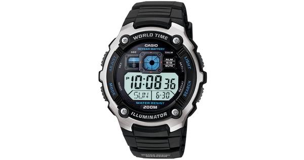 Casio นาฬิกา รุ่น AE-2000W-1AVDF CASIO นาฬิกา ราคาถูก ไม่เกิน สองพัน