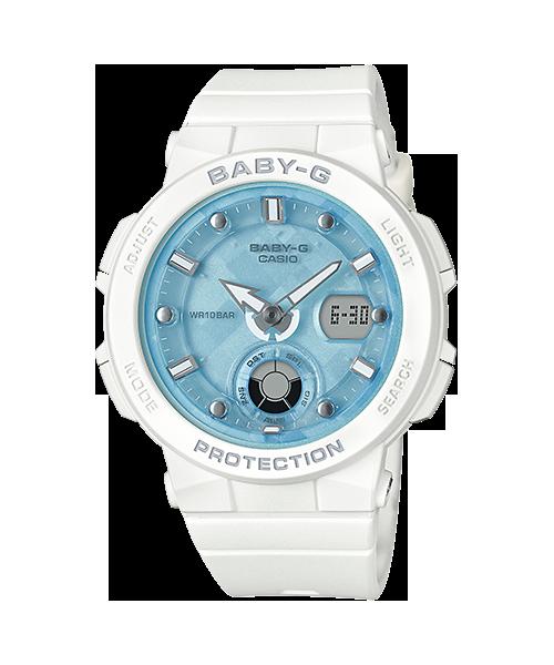 Baby-G ของแท้ ประกันศูนย์ BGA-250-7A1