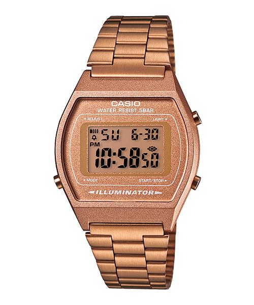 นาฬิกาข้อมือผู้หญิงCasioของแท้ B640WC-5A CASIO นาฬิกา ราคาถูก ไม่เกิน สามพัน