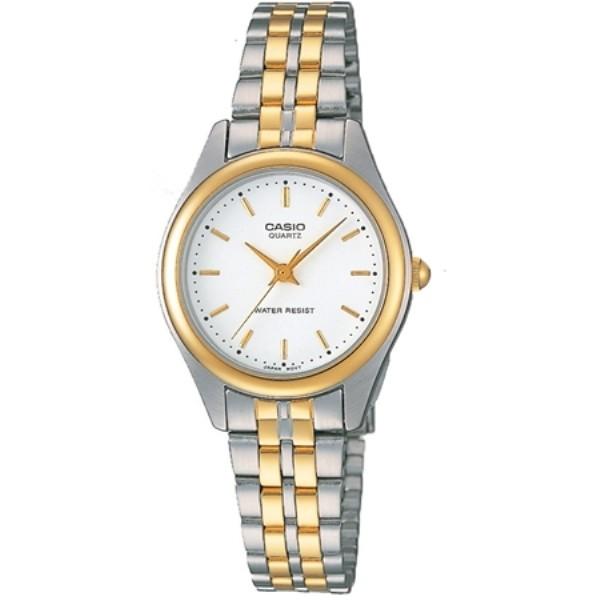 นาฬิกา ข้อมือผู้หญิง casio ของแท้ LTP-1129G-7ARDF CASIO นาฬิกา ราคาถูก ไม่เกิน สองพัน