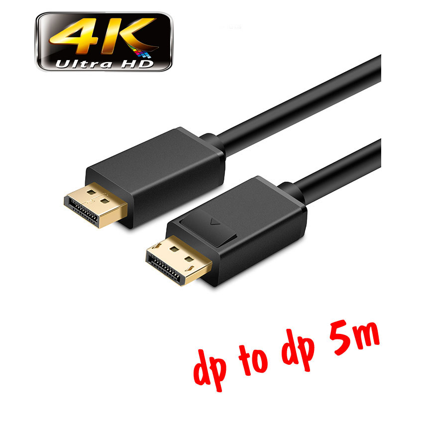 DP displayport to displayport v1.2 4kx2k 5m