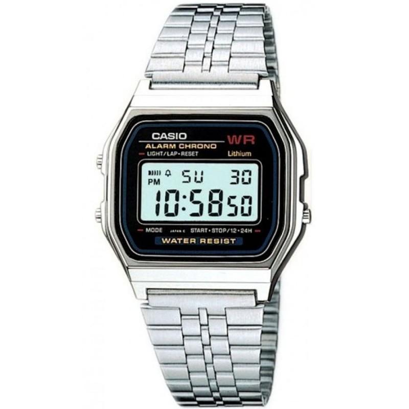 นาฬิกาข้อมือ Casioของแท้ A-159WA-N1DF Pro