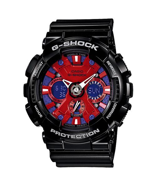 GShock G-Shockของแท้ ประกันศูนย์ GA-120B-1ADR