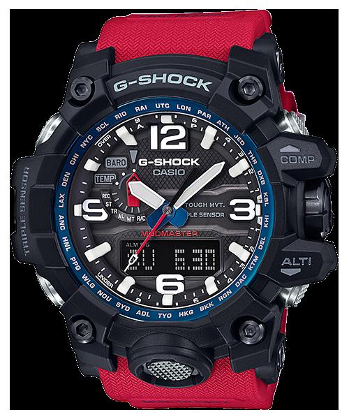 GShock G-Shockของแท้ ประกันศูนย์ GWG-1000RD-4A