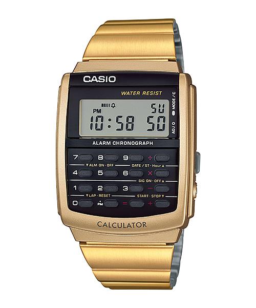 Casio ของแท้ ประกันศูนย์ CA-506G-9A CASIO นาฬิกา ราคาถูก ไม่เกิน สามพัน