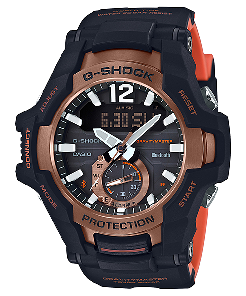 GShock G-Shockของแท้ ประกันศูนย์ GR-B100-1A4