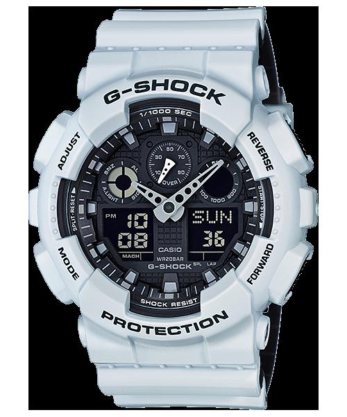 GShock G-Shockของแท้ ประกันศูนย์ GA-100L-7A EndYearSale