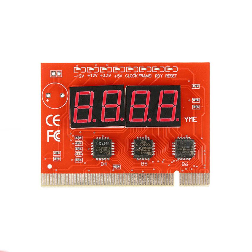 CARD test main board ตัวใหม่ไฟ4ดวง