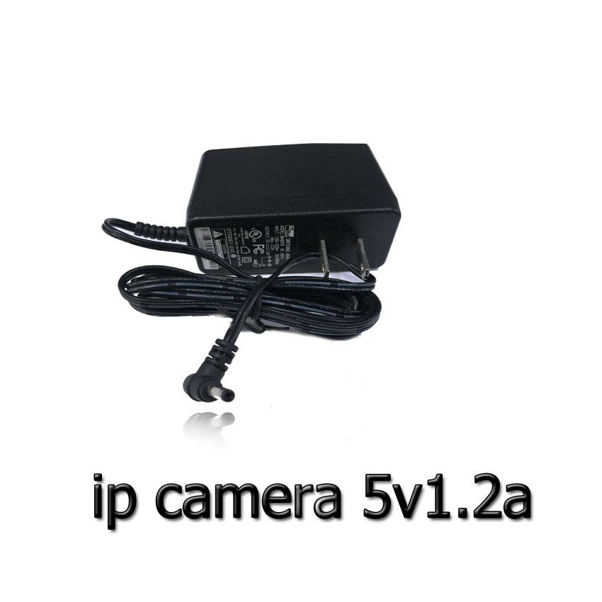 IP camera adapterที่ชาร์จ AC DC 5v 1.2a หัวเล็ก 3.5 X1.35