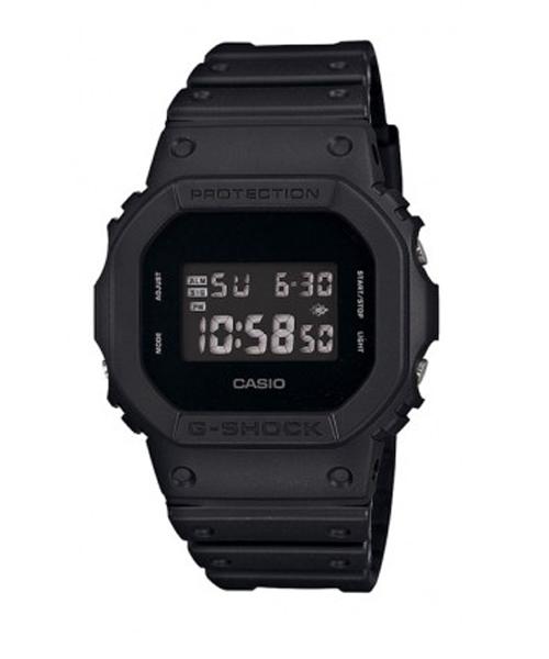 GShock G-Shockของแท้ ประกันศูนย์ DW-5600BBN-1(Resin)