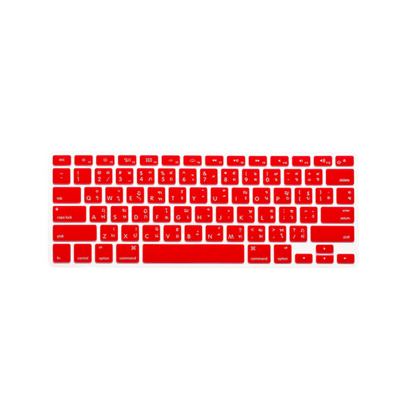 Silicone Keyboard Skin Cover For Apple Macbook Pro Air Mac Retina