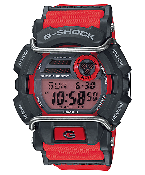GShock G-Shockของแท้ ประกันศูนย์ GD-400-4 EndYearSale