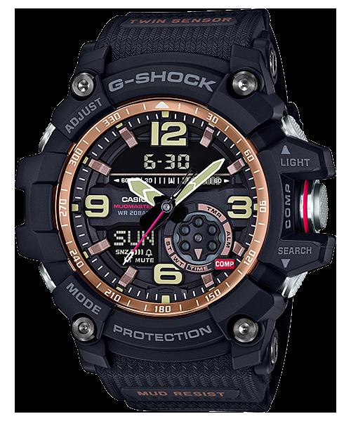 GShock G-Shockของแท้ ประกันศูนย์ GG-1000RG-1A EndYearSale
