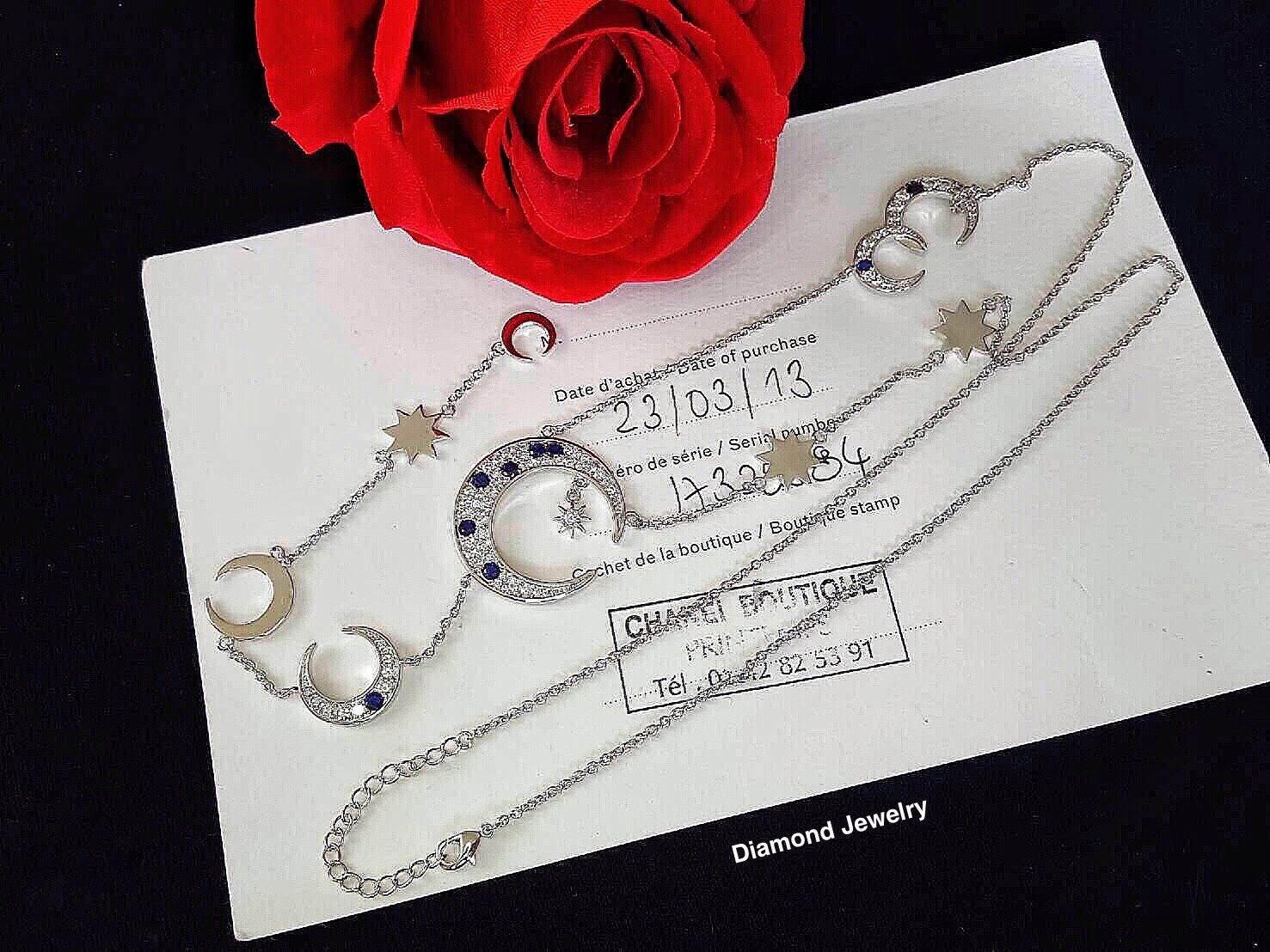 Diamond Necklace by APMพร้อมส่ง