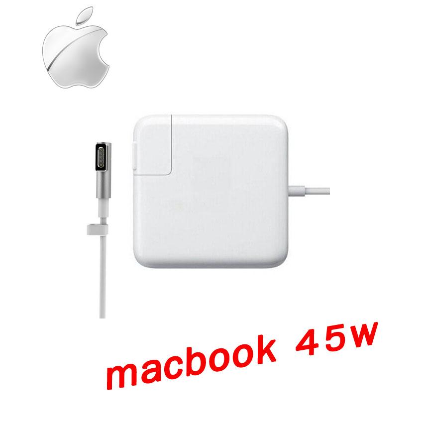 macbook air MagSafe adapterที่ชาร์จ 45w รุ่นทั่วไป หัวแม่เหล็ก