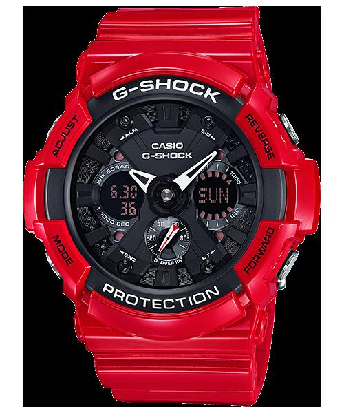 GShock G-Shockของแท้ GA-201RD-4A Ducati EndYearSale