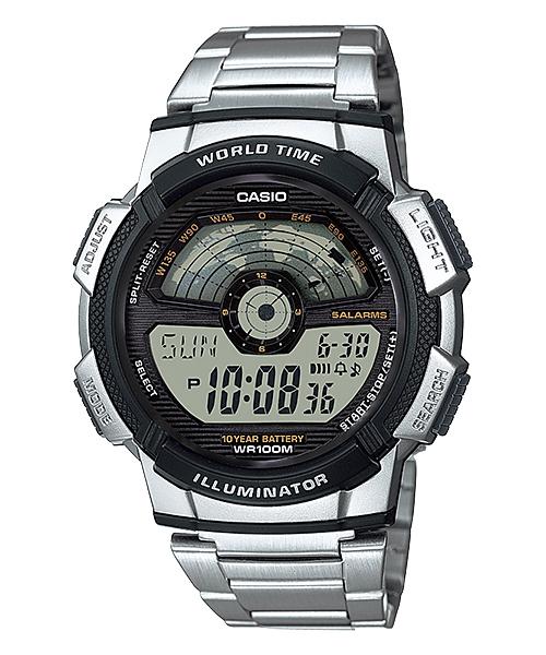 Casio นาฬิกา รุ่น AE-1100WD-1AVDF CASIO นาฬิกา ราคาถูก ไม่เกิน สองพัน