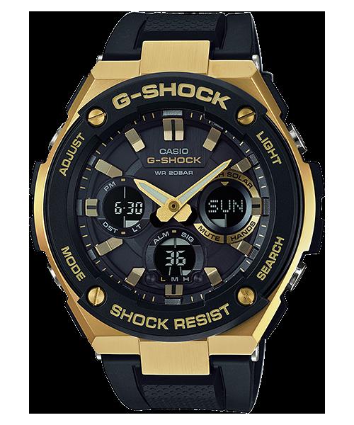 GShock G-Shockของแท้ ประกันศูนย์ G-STEEL TOUGHSOLAR GST-S100G-1A EndYearSale