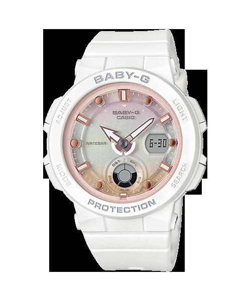 Baby-G ของแท้ ประกันศูนย์ BGA-250-7A2