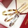 พร้อมส่ง LOVE 4 diamond Bracelet กำไลรุ่น LOVEเพชร4เม็ด