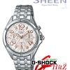 CASIO SHEEN นาฬิกาข้อมือSHEEN รุ่น SHE-3031D-7A