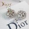 พร้อมส่ง Tribales Dior Earring ต่างหูตุ้มเพชรงานจิวจาก Dior