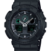 GShock G-Shockของแท้ ประกันศูนย์ GA-100MB-1A ThankYouSale จีช็อค นาฬิกา ราคาถูก ราคาไม่เกิน สี่พัน