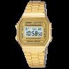 นาฬิกาข้อมือผู้หญิงCasioของแท้ A-168WG-9WDF