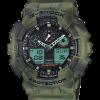 GShock G-Shockของแท้ GA-100MM-3A EndYearSale จีช็อค นาฬิกา ราคาถูก ราคาไม่เกิน สี่พัน