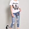 เสื้อผ้าเกาหลี พร้อมส่งDenim Jean Series 1