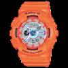 BaByG Baby-Gของแท้ ประกันศูนย์ BA-110SN-4A EndYearSale เบบี้จี นาฬิกา ราคาถูก ไม่เกิน สีพัน