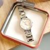 พร้อมส่ง Fossil Virginia ladies watch (ES3282) สแตนเลสสีเงิน 30 มม.