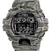 GShock G-Shockของแท้ ประกันศูนย์ GD-X6900CM-8 ลายพรางเทา
