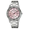 นาฬิกาข้อมือผู้หญิงCasioของแท้ LTP-1358D-4AVDF