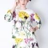 เสื้อผ้าเกาหลี พร้อมส่ง Blossom Bloomming Set