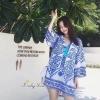 เสื้อผ้าเกาหลี พร้อมส่งตอนรับ Summer ด้วยเสื้อ ทรงสวย คอวี