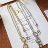 Christian Dior Necklace & Braceletพร้อมส่ง
