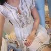 ชุดเดรสเกาหลี พร้อมส่งเดรสสาวหวานสไตล์โคเรีย เนื้อผ้า chiffon