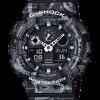 GShock G-Shockของแท้ ประกันศูนย์ GA-100MRB-1A